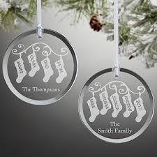 personalized ornaments personalized ornaments family christmas