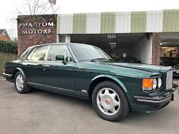 phantom bentley bentley turbo r 1995 u2013 sherwood green u2013 phantom motor cars ltd