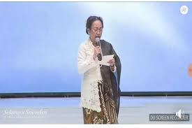 Puisi Sukmawati Politikus Pdip Ini Kaget Dengan Puisi Sukmawati Okezone News