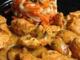 cuisine poulet cuisine indienne recette du poulet tandoori recette ptitchef