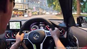 mercedes 45 amg 0 60 mercedes a45 amg fast ride 360hp