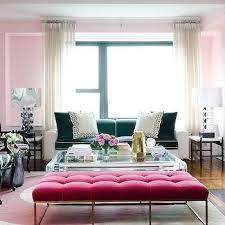 neon pink wall paint contemporary bathroom benjamin moore