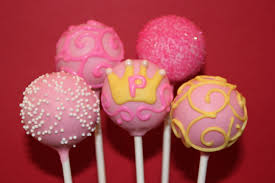princess cake pops i u0027ll make these for emelyn u0027s first birthday