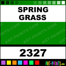 spring grass fusion for plastic spray paints 2327 spring grass