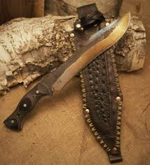 handcrafted kitchen knives handmade artisan knives and swords northstar forge mn
