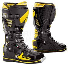s moto x boots forma predator motocross boots black yellow motocross and predator