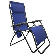 Reclining Gravity Chair Infinity Big Boy Zero Gravity Chair Blue Caravan Canopy Bgc01021