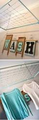 Rangement Cagibi by 25 Brilliant Space Saving Hacks For Your Laundry Room Planche à