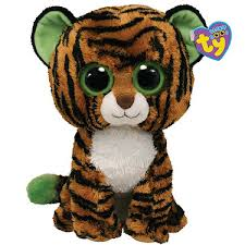 ty beanie boo buddy stripes tiger entertainer