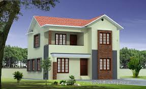 home design gallery sunnyvale two floor kerala style house plan