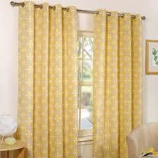 Yellow Curtain 3 Tips To Order Yellow Curtain Panel For Window Justasksabrina