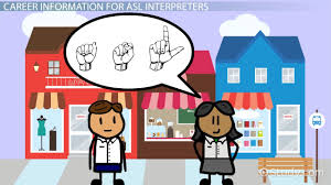 be an american sign language interpreter salary and career info