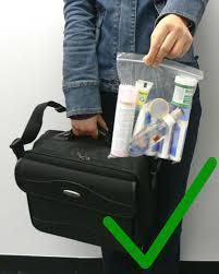 airasia liquid civil aviation department new security measures for cabin baggage