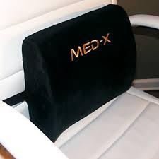 medx lower back pain relief backrest lower lumbar support pillow