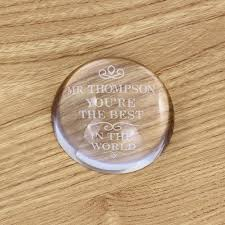 personalized paper weight gifts 38 best personalised gifts images on backyard