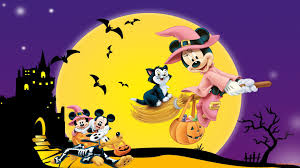 halloween publisher background wallpaper disney cartoon mickey mickey mouse holiday halloween hd