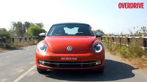 car volkswagen beetle 2016 volkswagen beetle road test review india youtube