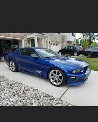 mustang supercharged for sale 2006 mustang gt saleen supercharged for sale photos description
