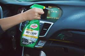 Interior Windshield Cleaning Tool Turtle Wax Quick U0026 Easy Dash U0026 Glass Interior Cleaner 23 0 Fl Oz