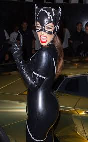 Halloween Costumes Nightclubs Kim Kardashian Cat Woman Costume Halloween Birthday Bash