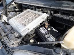 mitsubishi delica l400 4m40 turbo diesel engine swap montero truck
