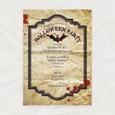 vintage halloween invitations u2013 halloween wizard