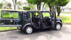 nissan cube 2016 nissan cube 2006 black 1 5l auto youtube