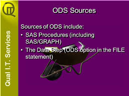 sas software version 8 the output delivery system ppt download