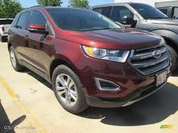 2015 bronze fire metallic ford edge sel 103748513 gtcarlot com