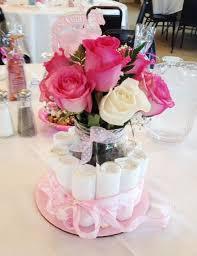 Easy Baby Shower Decorations Best 25 Baby Shower Centerpieces Ideas On Pinterest Baby Shower