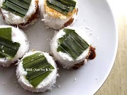 membuat kue dari tepung ketan kue tepung beras isi gula merah just try taste