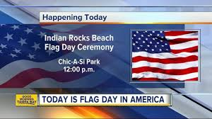 Flag Day Usa June 14 Is National Flag Day Youtube