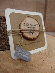 diy save the date magnets my woodland wedding save the dates when gives you lemons
