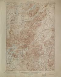 Lake Placid New York Map by Lake Placid Ny Quadrangle