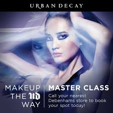 master makeup classes decay makeup the ud way polished and primed