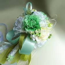 turquoise flowers compare prices on turquoise artificial flowers online shopping