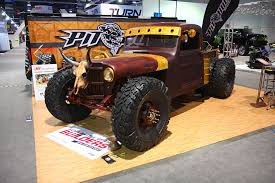 best monster truck show truck trend u0027s best of the 2016 sema show