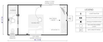 Floor Plan Granny Flat 6m X 3m Portable Building Cheap Portable Granny Flats Koala