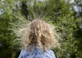 how to remove static electricity from your body
