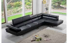 canapé cuir 5 places droit canapé 5 places cuir meuble et déco
