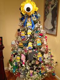minion despicable me tree