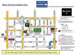 Bugis Junction Floor Plan Blanc Inn Singapore Best Backpacking Travel Tips For Best