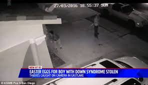 Easter Decorations Not On The High Street by California Woman Caught Stealing Easter Eggs From Neighbors U0027 Front