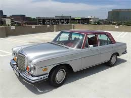bagged mercedes e class classic mercedes benz 280se for sale on classiccars com
