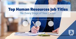 Home Design Consultant Next Jobs by Human Resources Job Titles For Every Stage Of Your Career
