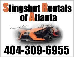 Best Car Rental Deals In Atlanta Ga Best Posts In Thread Slingshots In The Atlanta Area Polaris