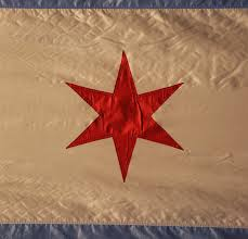 Flag White On Top Red On Bottom The Story Of Chicago U0027s Four Star City Flag U2013 Robert Loerzel U2013 Medium