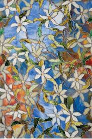 Decorative Window Film Stained Glass Decorative Privacy Window Films Cut Energy Costs Hubpages