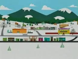 Southpark Mall Map The South Park Timeline