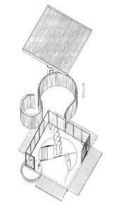 Curtain Wall House Plan Shigeru Ban Architecture Of Paper Architreats Pinterest